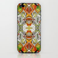 Seeing Tribe iPhone & iPod Skin by DuckyB (Brandi)