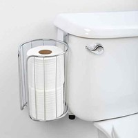 Double-Roll Over-The-Tank Toilet Paper Holder - Urban Outfitters