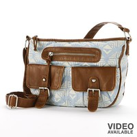 Mudd® Courtney Crossbody Bag