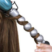 Bed Head Rock-n-Roller 2-in-1 Bubble Curling Iron Wand