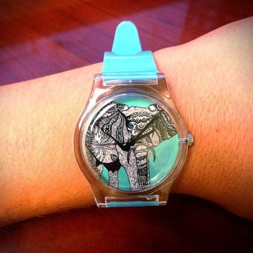 Elephant of Namibia Wrist Watch