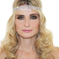 Cleo Crystal headpiece