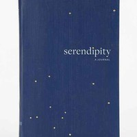 Serendipity Guided Journal - Urban Outfitters