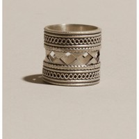 A Peace Treaty Asmat Gold Ring