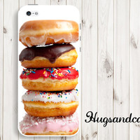 Doughnuts iPhone 4/4s Cell Phone Case,iPhone 5/5c/5s Case,Samsung Galaxy s3,Samsung Galaxy s4 Case,Samsung Galaxy note3 Cover