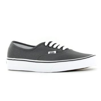 Vans Classic Authentic Grey Womens Trainers