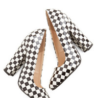 ModCloth Vintage Inspired In Full Swing Dance Heel