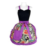 Geisha Girl Apron by Hemet