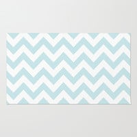 Chevron #12 Area & Throw Rug by Ornaart
