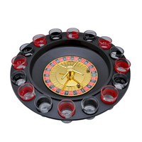 16 Shot Roulette Drinking Game  [ROULDG] - Shakers