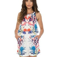Lawn Party Romper