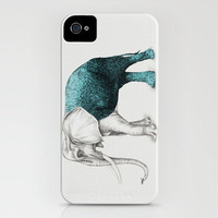The Stone Elephant iPhone Case by Beth Thompson | Society6