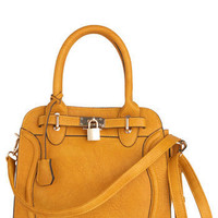 Fields of Goldenrod Bag | Mod Retro Vintage Bags | ModCloth.com