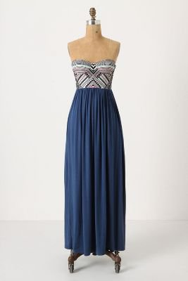 Spellbound Maxi Dress-Anthropologie.com