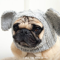 Dog Hat  Elephant Hat by jessicalynneart on Etsy