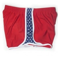 America Shorts | Krass & Co. — High-end Athletic Wear