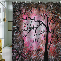 DENY Designs Home Accessories | Madart Inc. Cherry Blossoms Shower Curtain