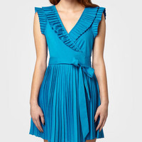 FredFlare.com - Pleated Zooey Dress - Shop Necessary Objects Dresses Now