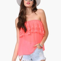 Ladise Layer Top