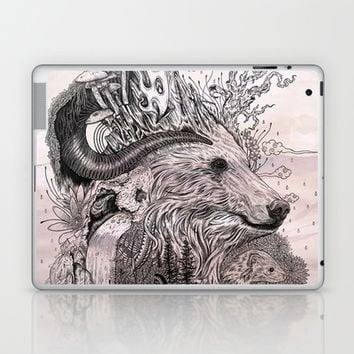 Forest Warden Laptop & iPad Skin by Mat Miller