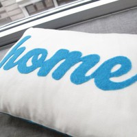 Custom Home PIllow by HoneyPieDesign on Etsy