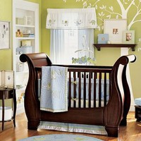 Eli's Elephant Nursery | Pottery Barn Kids