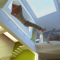 Suspended Net Floor/Bed » Curbly | DIY Design Community « Keywords: net, bed, Inspiration, Floor