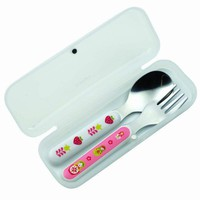 SUGARBOOGER Sugarbooger Silverware Set, Matryoshka Doll