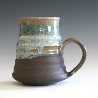 Coffee Mug, 16 oz, handmade ceramic cup, tea cup, coffee cup