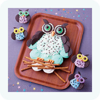 My Owl Barn: Night Owls Cupcakes