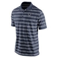 Nike Preseason NFL Dallas Cowboys Men's Polo - College Navy