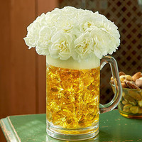 Beer Mug of Blooms? from 1-800-FLOWERS.COM