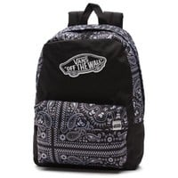 Vans Star Wars Stormtrooper Realm Backpack (Black)