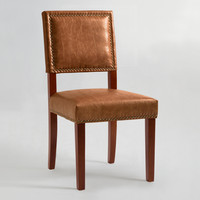 Caramel Jace Dining Chairs, Set of 2 - World Market