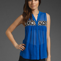 DOLAN Oversize Tank in Pacific at Revolve Clothing - Free Shipping!