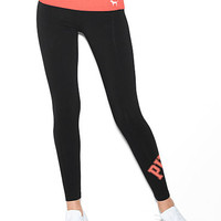 Bling Yoga Legging - PINK - Victoria's Secret