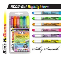 ACCU-Gel Highlighters Study Kit