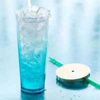 Starbucks® Cold-to-Go Cold Cup - Blue Gradient, 24 fl oz