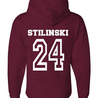 ON SALE thru 6/27 Beacon Hills Lacrosse Pullover Hoodie - With Name (Teen Wolf)
