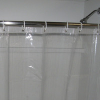 Quick Dry Shower Liner for Rotator Rod