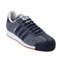 Mens adidas Samoa Textile Athletic Shoe