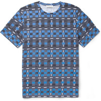Balenciaga - Printed Cotton-Jersey T-Shirt | MR PORTER