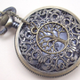 hollow dial Pocket watchbig size Locket by sweethearteverybody