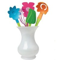 Bloom Flower Utensil Set - Hostess with the Mostest - Gift Ideas - Whimsical & Unique Gift Ideas for the Coolest Gift Givers