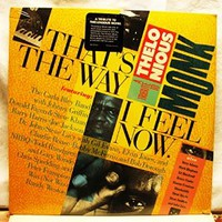 That's The Way I Feel Now: A Tribute To Thelonious Monk [Compilation]