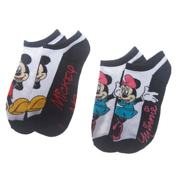 Mickey & Minnie™ Sock Pack | Wet Seal
