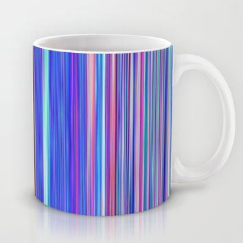 Re-Created Angel Hair II Mug by Robert S. Lee