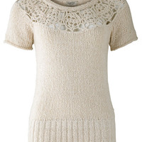 Tops - Amelie Crochet Jumper