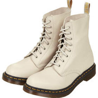 Dr Marten Boots - Off White