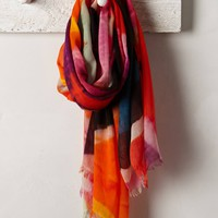 Abstract Graffiti Scarf